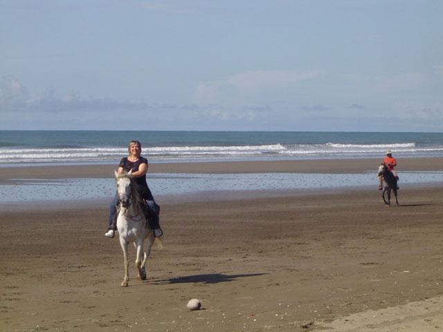 beach ride las lajas beach