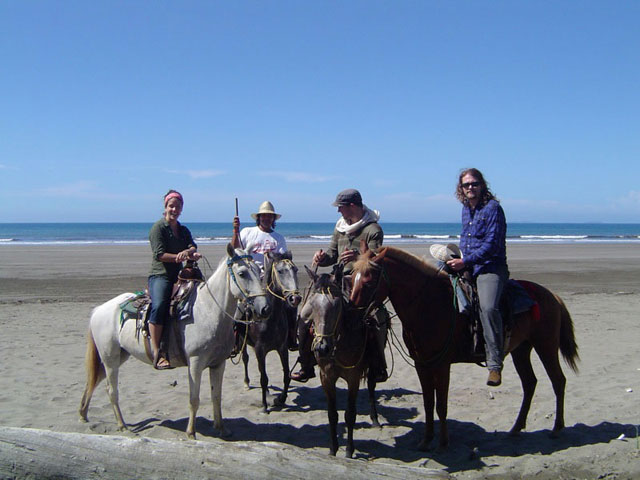 beach ride 4 lads