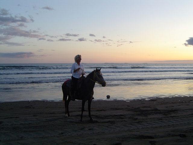 beach ride cristina