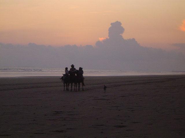 beach ride mystique