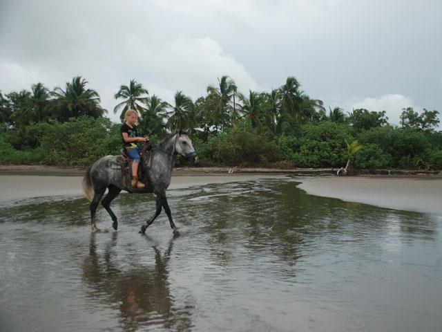 beach ride negrita