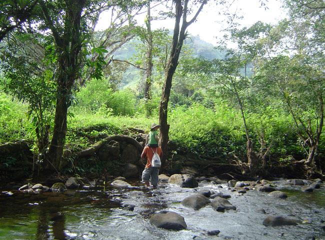 guaymi river