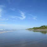 unspoiled playa las lajas